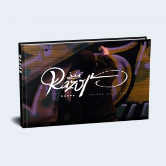 RAZOR Graffiti Book