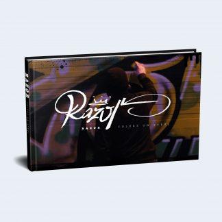 RAZOR Graffiti Book
