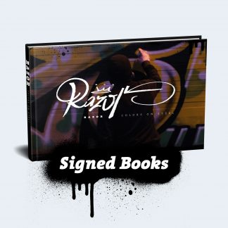 signed-second-edition-RAZOR-Graffiti